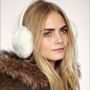 Forever 21 Furry Earmuffs